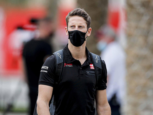 Round 15 - Bahrain GP
