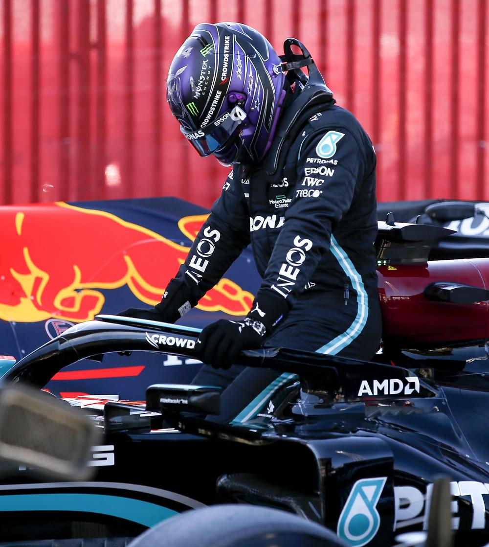2021 Spanish Grand Prix, Saturday – Jiri Krenek for Mercedes-Benz Grand Prix Ltd.