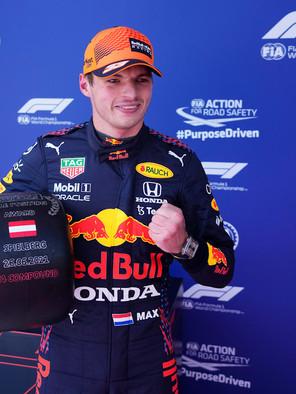 F1 Race in Styrian 2021