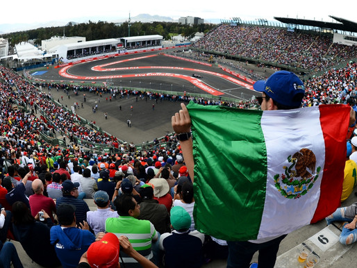 F1 going to Mexico