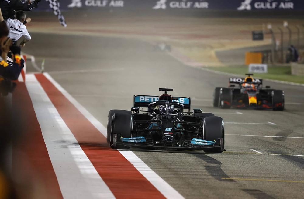 2021 Bahrain Grand Prix, Sunday – LAT Images for Mercedes-Benz Grand Prix Ltd.