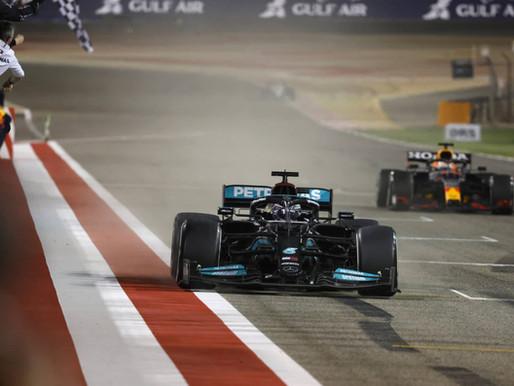 Round 1 - Bahrain GP