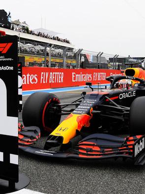 F1 Race in Paul Ricard 2021