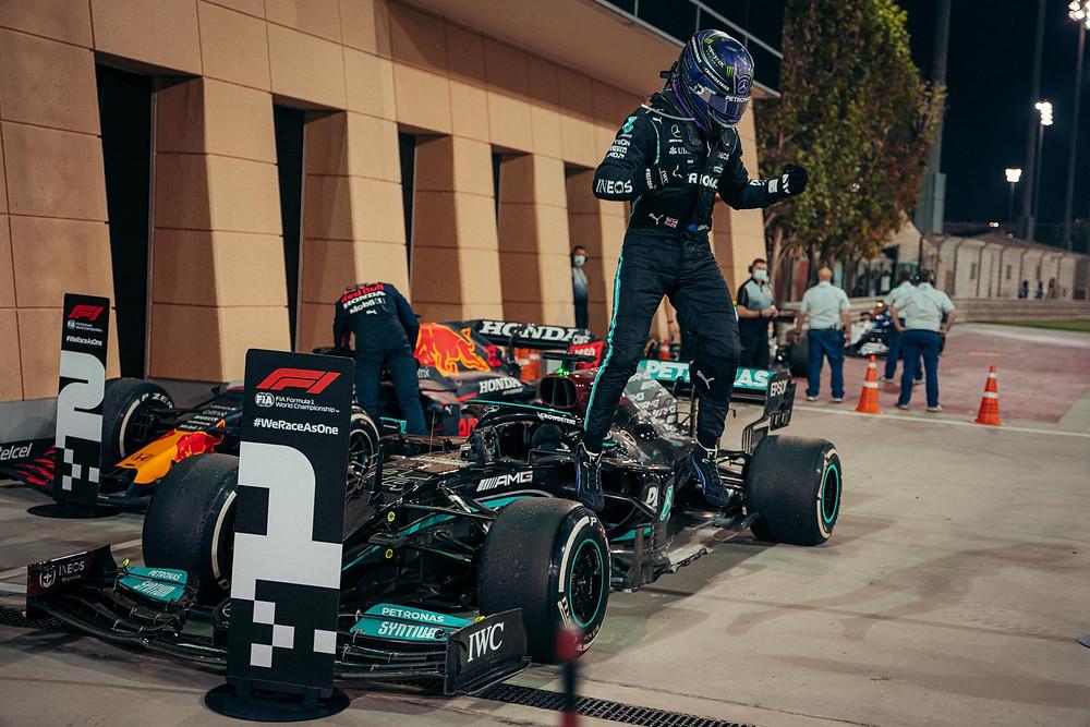 2021 Bahrain Grand Prix, Sunday – Sebastian Kawka for Mercedes-Benz Grand Prix Ltd.