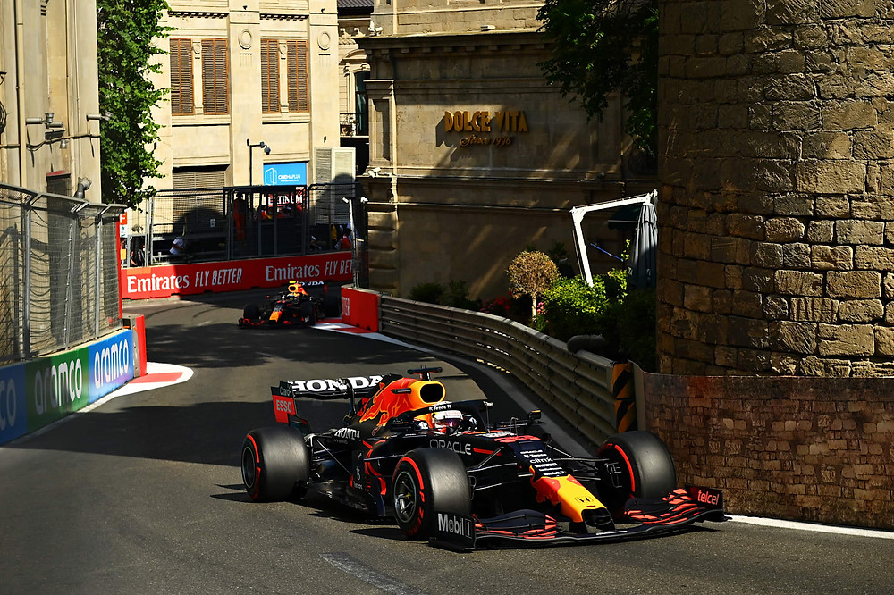 Red Bull Racing - Azerbaijan 2021 GP
