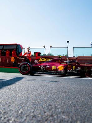F1 Race in Mugello