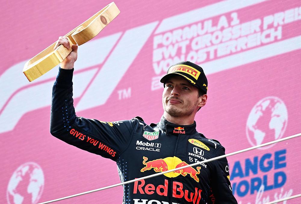 Max Verstappen victory - Red Bull Racing