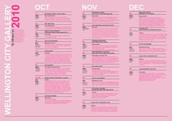 City Gallery Calendar