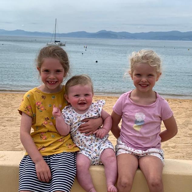 Bella, Katie & Grace