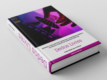 """Novo E-book """"Dedos Livres"""" a venda na Hotmart!"""