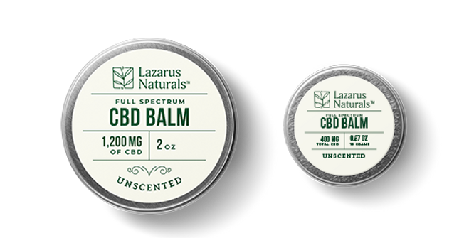 Unscented Balm