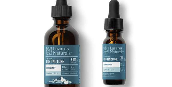 Flavorless Isolate Tincture