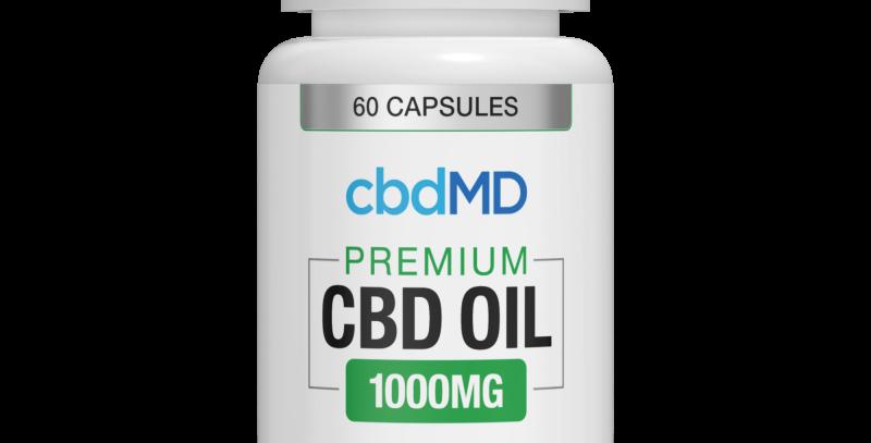 Capsules 60ct by cbdMD