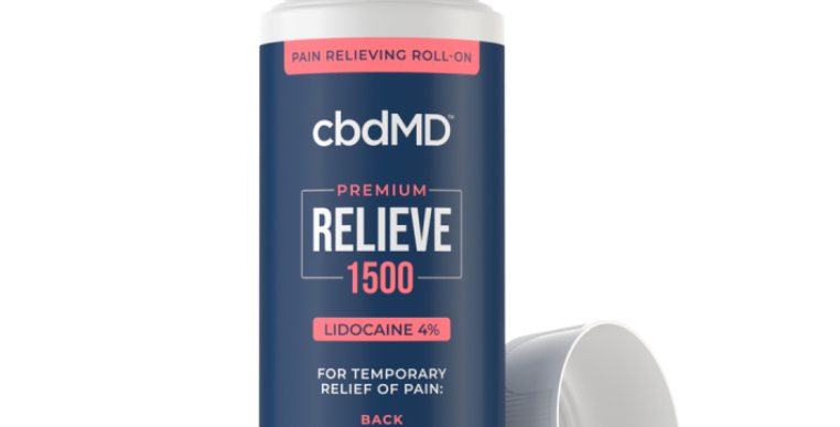 Topical Relieve 1500MG