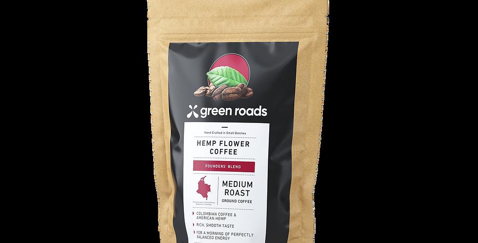 Green Roads Coffee 2.5ox - Green Roads