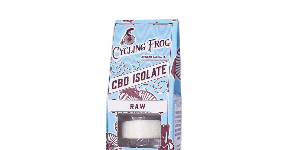 Cycling Frog Raw Isolate