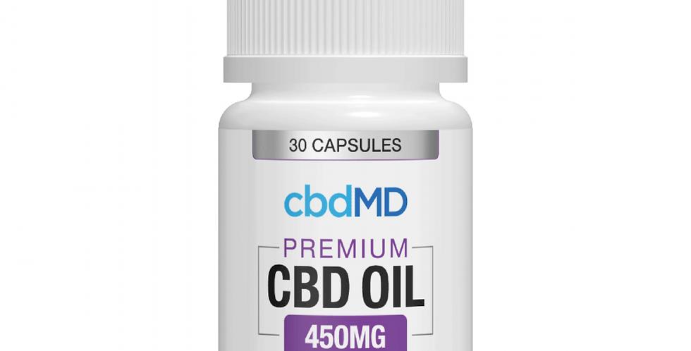 Capsules 30ct by cbdMD