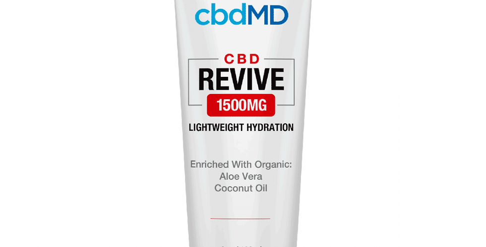 1500mg Revive Moisturizing Topical 4oz by cbdMD