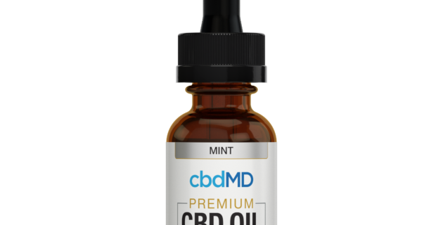 3000mg Tincture 30ml by cbdMD