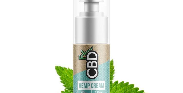 Lotion 100mg by CBDfx 30ml