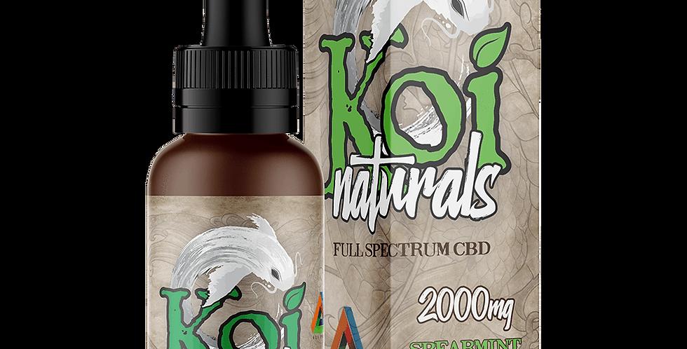 Koi Naturals Tinctures by Koi 30ml