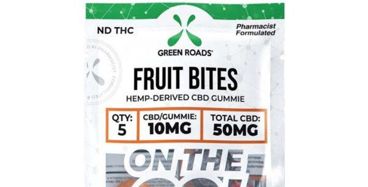 Fruit Bites On-The-Go Gummies - Green Roads
