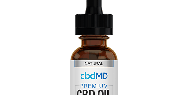 7500mg Tincture 30ml by cbdMD