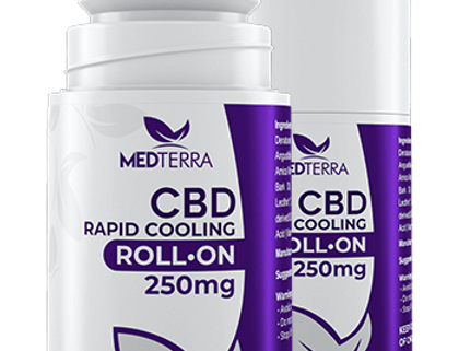 Medterra  Roll-On Topical