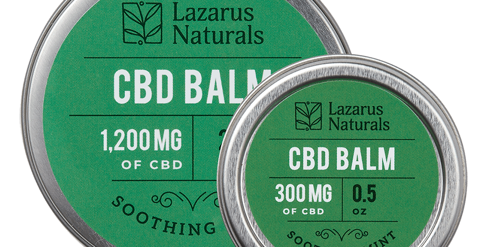 Soothing Mint Balm