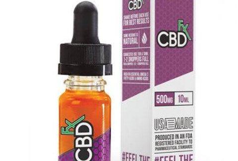 500mg Vape Additive 10ml by CBDfx