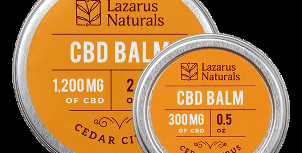 Cedar Citrus Balm