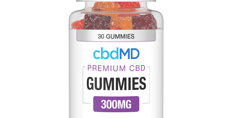 Gummies 30ct by cbdMD