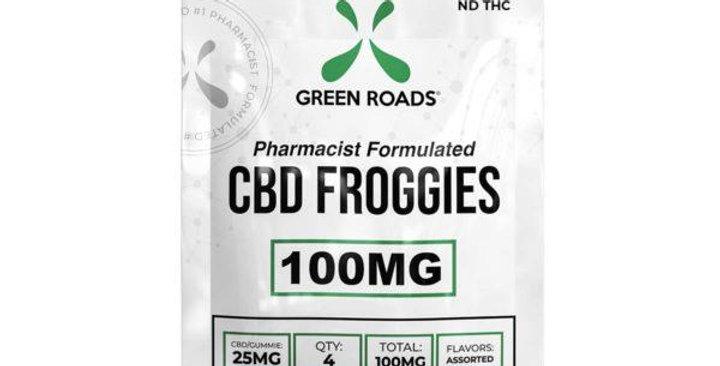 100mg Froggies Gummies - Green Roads