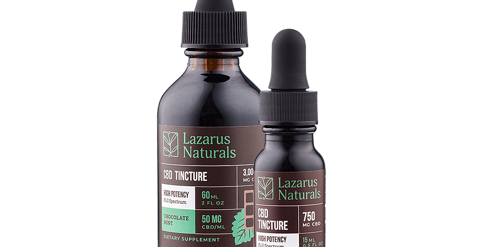 Chocolate Mint High Potency Tincture