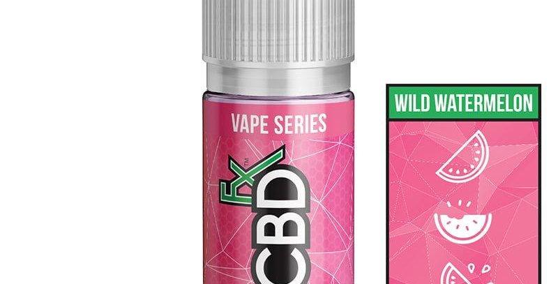Wild Watermelon Vape Juice by CBDfx 30ml