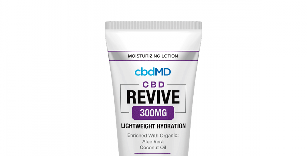 300mg Revive Moisturizing Topical 2oz by cbdMD