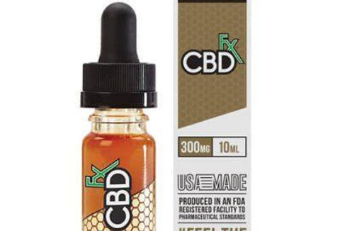 300mg Vape Additive 10ml by CBDfx