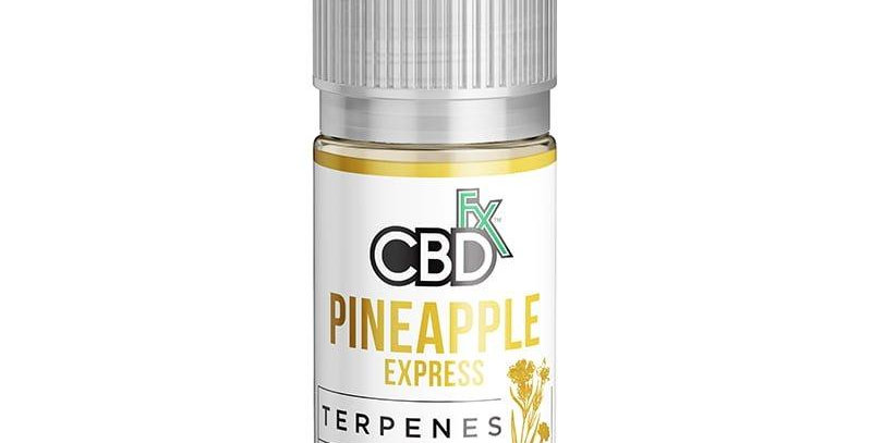 Pineapple Express - CBD Terpenes Oil by CBDfx 30ml