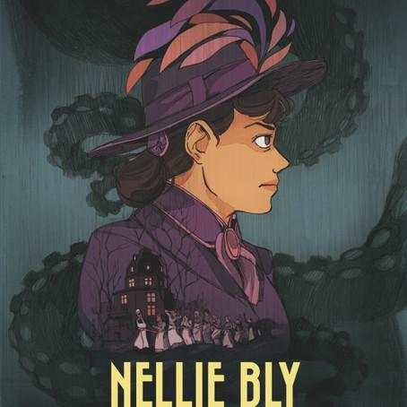 ♥ Nellie Bly : dans l'antre de la folie