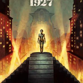♥ L'homme de l'année 1927 : Métropolis