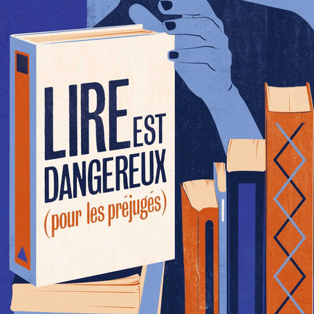 ♥ Lire est dangereux (pour les préjugés)