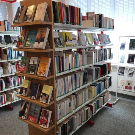 La boîte à idées des bibliothécaires 3 : (re)découverte de notre fonds
