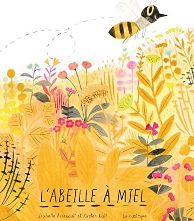 ♥ L'abeille à miel