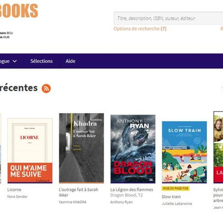 Nouvelle plateforme pour FReBooks