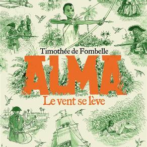 ♥ Alma, tome 1 : Le vent se lève