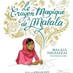 ♥ Le crayon magique de Malala