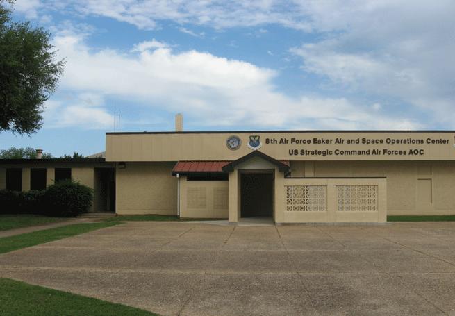 Barksdale Air Force Base 2 Antenora