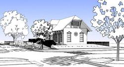 Kyle City Hall Depot 1 Antenora