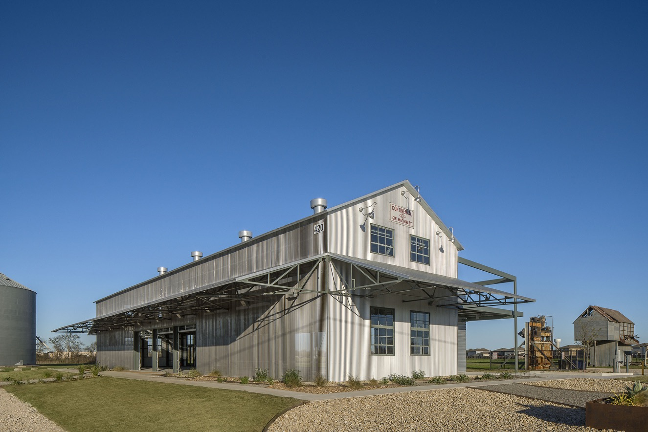 Cotton Gin at the Co-op District 4