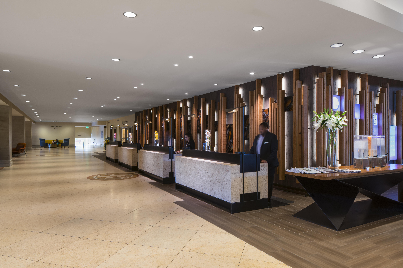 Hilton Austin Lobby